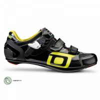 Tretry Crono Road Clone 2015 black yellow fluo