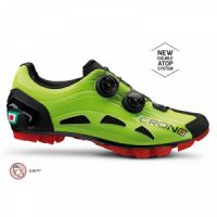 Tretry Crono MTB Extrema2 2015 green