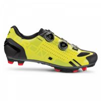 Tretry Crono MTB CX2 Yellow fluo