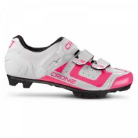 Tretry Crono MTB CX3 White Pink