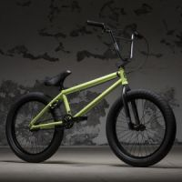 Kolo KINK BMX Launch Matte Retro Green
