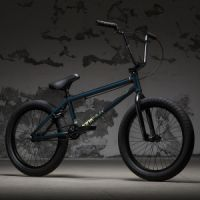 Kolo KINK BMX Gap XL Gloss Stang Teal Edge Fade