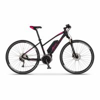 Elektrokolo cross Apache Matto lady Bosch Active Plus 500 Wh černá 2018