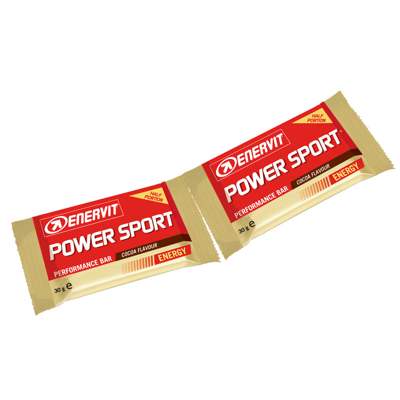 ENERVIT POWER SPORT DOUBLE USE 2 x 30 g