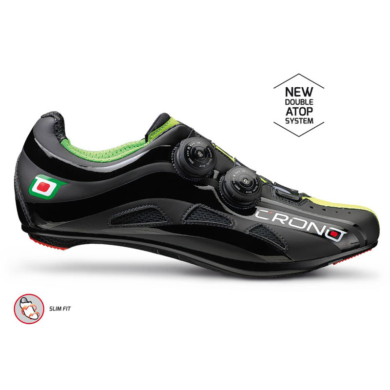 Tretry Crono Road Futura2 2015 black green
