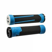 Gripy MTB ODI AG-2 Lock-On Black / Blue